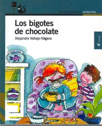 Los bigotes de chocolate
