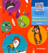 Animales de la A a la Z = Animals from A to Z
