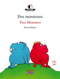 Dos monstruos = Two monsters