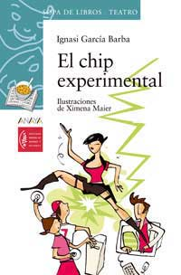 El chip experimental