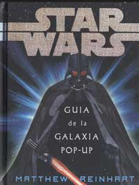 Star Wars : guía de la galaxia pop-up