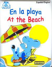 En la playa = At the beach