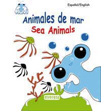 Animales del mar = Sea animals!