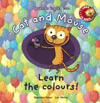 Cat and Mouse. Learn the colours!