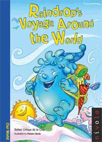Raindrop´s voyage around the world