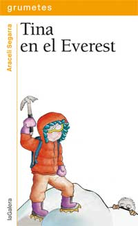 Tina en el Everest