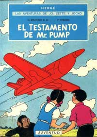 Testamento de Mr. Pump