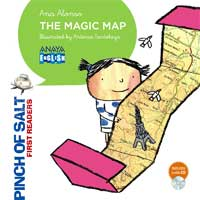 The Magic Map. Libro + CD (Reading level: A1)
