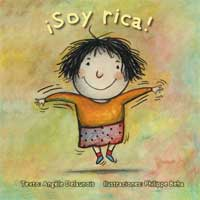 ¡Soy rica!