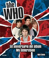 The Who : 50 aniversario del álbum My Generation