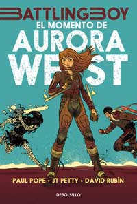 El momento de Aurora West (Batting Boy)