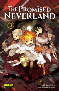 The Promised Neverland 3