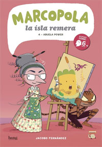 Marcopola. La isla remera 4 : Abuela power