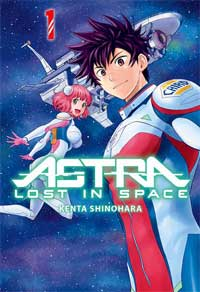 Astra : Lost in Space, Vol. 1