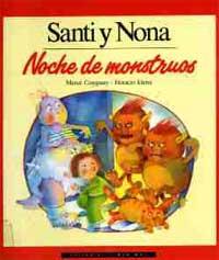 Lupa del cuento colecciones colecci n santi y nona - La nona porta libro ...