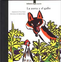 La zorra y el gallo