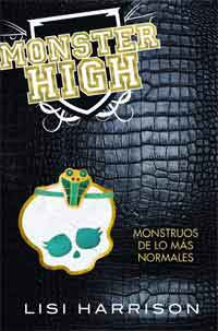 Monster High. Monstruos de lo más normales