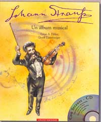 Johann Strauss : un álbum musical