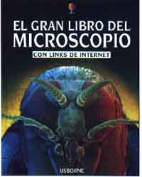 El gran libro del microscopio : con links en internet