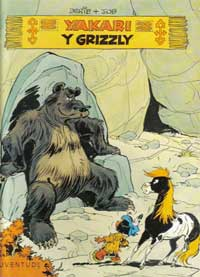 Yakari y Grizzly
